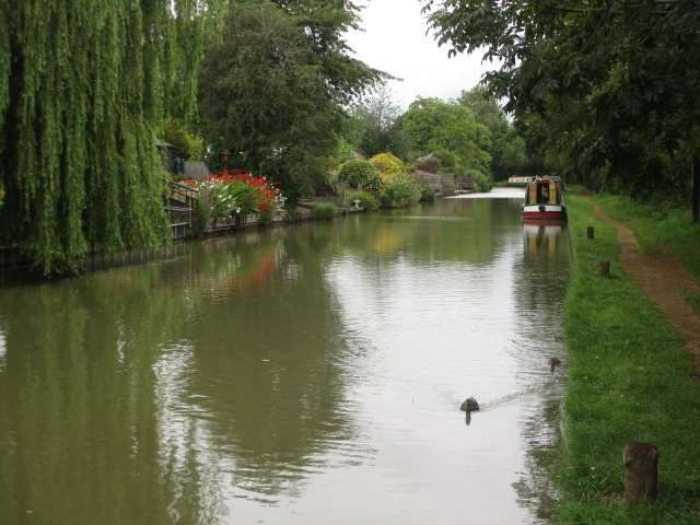 Canal in Cropredy
